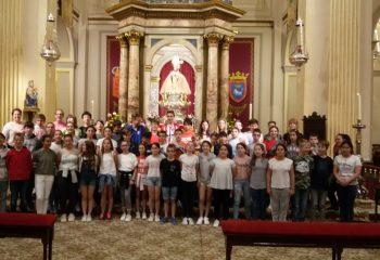 Ofrenda San Fermín